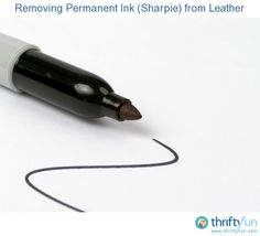 This is a guide about removing permanent ink (Sharpie) from leather. Removing permanent ink from leather may be difficult, but it is not necessarily impossible. How To Remove Sharpie, Remove Permanent Marker, How Do You Clean, How To Clean Carpet, Clean White Leather, White Carpet, Rubbing Alcohol, Laundry Detergent, Helpful Hints