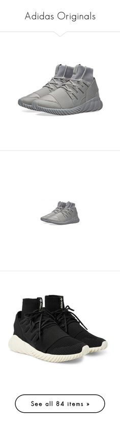 """""""Adidas Originals"""" by jckyleeah ❤ liked on Polyvore featuring adidas, men's fashion, men's shoes, men's sneakers, mens mesh shoes, mens mesh sneakers, mens high top shoes, mens gray dress shoes, mens high top sneakers and mens grey shoes"""