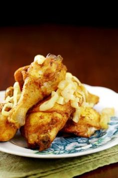 Easy Ayam Goreng Kunyit (Chicken Turmeric) Recipe