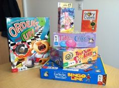 Family Games: Gamewright Reviews