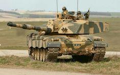 FV 4034 Challenger 2 British MBT