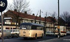 Centraal Nederland, Utrecht bus op Amstelveenseweg in Amsterdam Amsterdam Holland, New Amsterdam, Roads And Streets, Utrecht, Good Old, 17th Century, Netherlands, Scenery, Memories