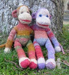 I love monkeys! They always make me smile.
