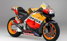 Dani Pedrosa - Bike Repsol Honda RC213V  2012
