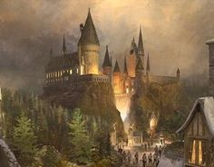 Planning for Next Year: Hogwarts' Houses