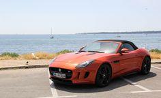 #Jaguar #Ftype #V8S