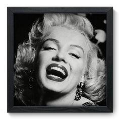Quadro Decorativo - Marilyn Monroe - 022qdh
