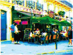 Gueuzn - Roberto Sieni - from 192€ - Gueuze è un'opera realizzata da Roberto Sieni, artista che lavora da anni come grafico; la sua attività spazia dalle realizzazioni editoriali alle pubblicitarie alle opere d'arte.