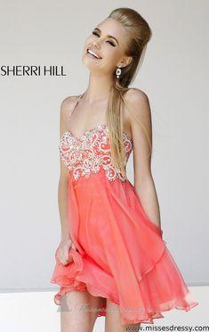 Sherri Hill 3878  | Fall 2013