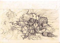 [blizz-art.com] Illustration de Hao Liu