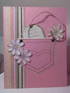 Pocket Fun by TFox379 - Cards and Paper Crafts at Splitcoaststampers