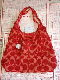 aeab2162c measurements: H X L X D Coach Care Tag. Vermillion(Red) It will come with  Coach gift box and tissue paper.