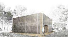 Ressò gana el premio de Arquitectura en el SD 2014. Concepto de la Casa Ressò presentada por los estudiantes de la Universidad Politécnica de Cataluña en el Solar Decathlon 2014 (Versalles, Francia).      #Actualidad, #CasasPrefabricadas, #Sostenibilidad