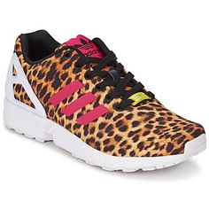 adidas Originals Originals ZX FLUX WOMEN Chaussures Mode Sneakers Femme multicolore - Chaussures Baskets basses Femme