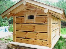 Из чего и как построить простую баню на даче? / Усадьба / Агропортал Zamay.org
