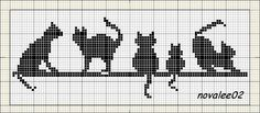 Thrilling Designing Your Own Cross Stitch Embroidery Patterns Ideas. Exhilarating Designing Your Own Cross Stitch Embroidery Patterns Ideas. Cat Cross Stitches, Cross Stitch Bookmarks, Cross Stitch Charts, Cross Stitch Designs, Cross Stitching, Cross Stitch Embroidery, Embroidery Patterns, Cross Stitch Patterns, Chat Crochet