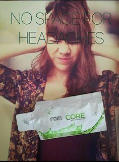 Do you have constant headaches, migraines and insomnia? CORE is here to Cleanse . Rain International, Health Challenge, Nutritional Supplements, Migraine, Insomnia, Cleanse, Core, Challenges