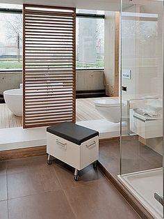 1000 images about badkamer on pinterest interieur construction and modern - Tegelvloer badkamer ...