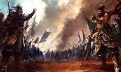 中国古代战争中真的有两军武将PK吗?
