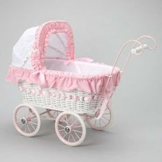 Take a look at this Alexandra Doll Play Pram Set by Regal Doll Carriages on… Vintage Pram, Vintage Dolls, Doll Toys, Barbie Dolls, Baby Doll Furniture, Pram Sets, Baby Carrying, Dolls Prams, Baby Prams