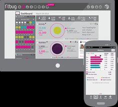 The Ultimate Fitness & Sleep Tracker | Fitbug Orb
