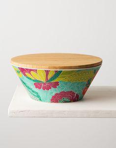 BALI SALAD BOWL salladsskål multi | Table accessories | Kökstillbehör | Home | INDISKA Shop Online