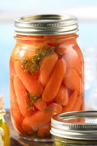 Dilled Carrots