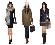 Winter has arrived! Start Coveting these gorgeous new styles!!