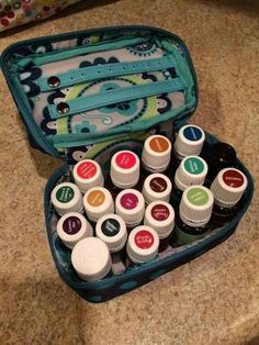 Thirty One Bags for Essential Oils