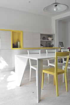 Corian Dining Table