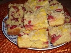 Czech Recipes, Ethnic Recipes, Cookie Designs, No Bake Cookies, Mashed Potatoes, Yummy Food, Sweets, Cheese, Baking