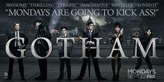 La FOX vient de confirmer la commande de six épisodes nouveaux de leur prequel de Batman, intitulé Gotham.