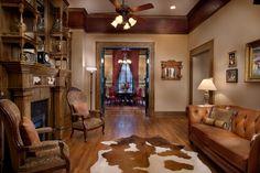 Cattle Baron Suite at the Driskill Hotel in Austin