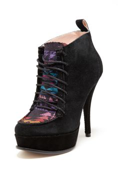 Betsey Johnson  Eden Platform Bootie  $75.00  $149.95  50% off