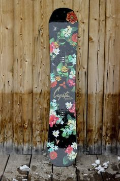 We're all pining away for this new Capita Birds of a Feather snowboard.