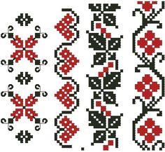 Cross Stitch Bookmarks, Cross Stitch Heart, Cross Stitch Borders, Cross Stitch Flowers, Cross Stitch Designs, Cross Stitch Patterns, Bead Loom Patterns, Beading Patterns, Crochet Patterns