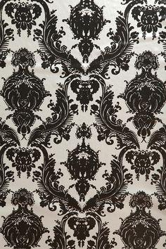 Urban Outfitters - Damsel Wallpaper - Metallic
