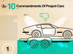 10 Commandments Of Project Cars