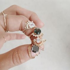 I love the idea of building your own ring. I don't mean making it yourself (hell no, that sounds hard unless it consists of burger rings!), but creating your own look by layering different designs to create one special piece… like subway but super fancy. Natalie Marie Jewellery lets you do just that. This Sydney based ...
