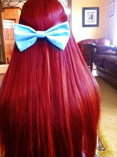 DIY Cosplay Hair Bow