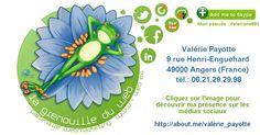 Contactez Froggy pour tous vos besoins de formation à l'utilisation des réseaux sociaux, pour la créa de vos sites internet et blog, pour du community management Angers France, Leo, Le Web, Site Internet, Management, Website, Lion