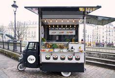 COY Sushi Food Truck