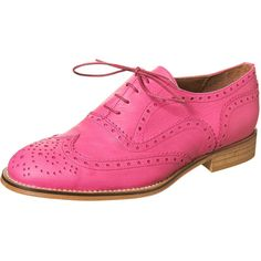 KAMERYN Brogue Shoe ($78) ❤ liked on Polyvore featuring shoes, oxfords, balmoral shoes, brogue dress shoes, balmoral oxfords, brogue shoes and leather brogues