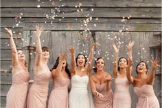 20 Wedding Party Photos You Have to Get