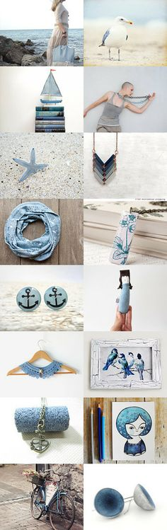 ~ Sea ~  by BasementTwentytwo on Etsy