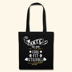 TANTE COOL FIT STILVOLL JAHRGANG 1979 | TANTE GEBURTSTAG Tante Geburtstag #tante #geburtstag #Jahrgang #1979 #jung #fit #stilvolle Unisex, Reusable Tote Bags, Cool Stuff, Fitness, Aunts, Cool Presents, Women's T Shirts, Birthday, Cool Things