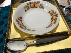 빈티지 영국산 그릇&스푼셋트 : 네이버 블로그