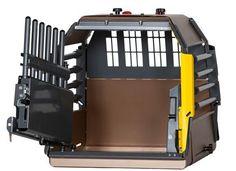 MIM Variocage MiniMax - Car Crash Tested Dog & Cat Travel Crate