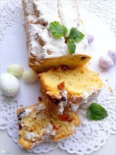 Najszybsza babka z bakaliami Coffee Dessert, Polish Recipes, No Bake Cake, Cupcake Cakes, Cake Recipes, Sweet Treats, Food And Drink, Cooking Recipes, Breakfast