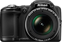 Hurry! Buy Nikon COOLPIX L830 16 MP Digital Camera Rs 9,270 + more exclusive deal at Croma Retail  #Croma #CromaRetail #camera #Deals #Offers #nikon #Discount